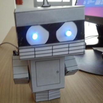 Robot Campus tecnológico para chicas UGR