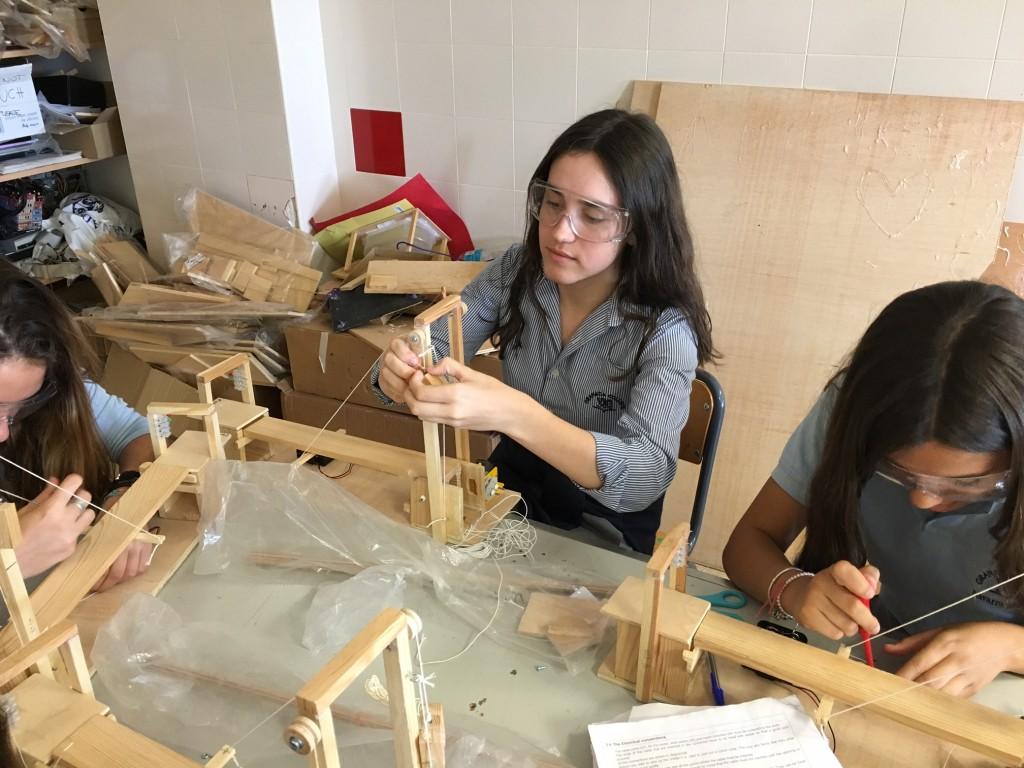 Foto Eva Zarco Campus Tecnológico de chicas UGR